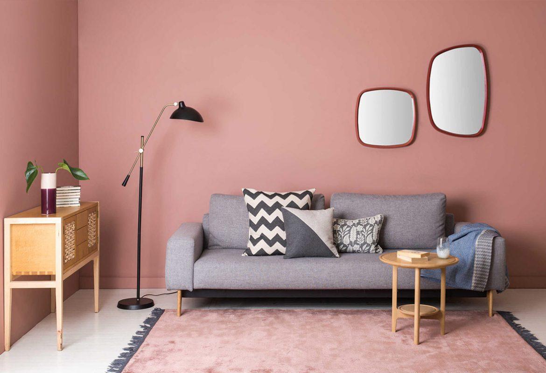 Pilihan Warna Dinding Bisa Menentukan Kepribadian Anda