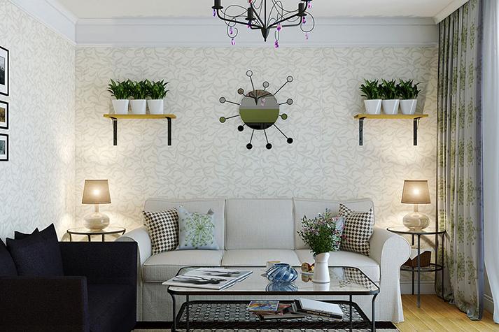 Ternyata Wallpaper Bisa Merusak Dinding, Simak Solusi Berikut Ini