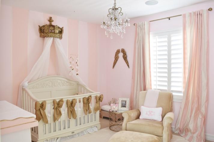 Warna Soft Untuk Dekorasi Kamar Bayi