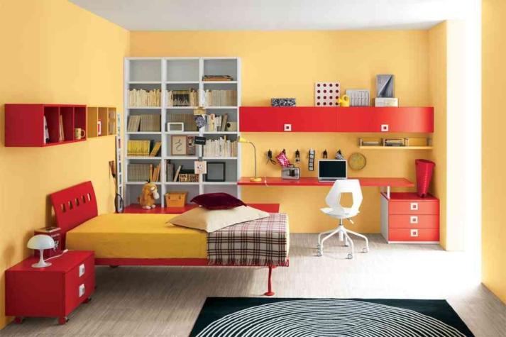 Inspirasi Padupadan Cat Tembok Dengan Pilihan Perabotan ...