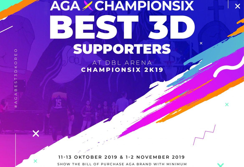 AGA X CHAMPIONSIX